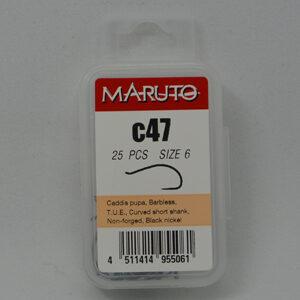 Maruto C47 hullinglös torrflugekrok
